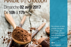 Participation au marché du chocolat de Ramillies